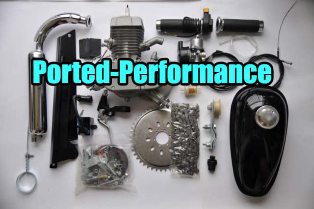 Bicycle Motor Works - Performance Engines