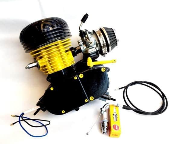Performance Bike Engines - Bicycle Motor Works