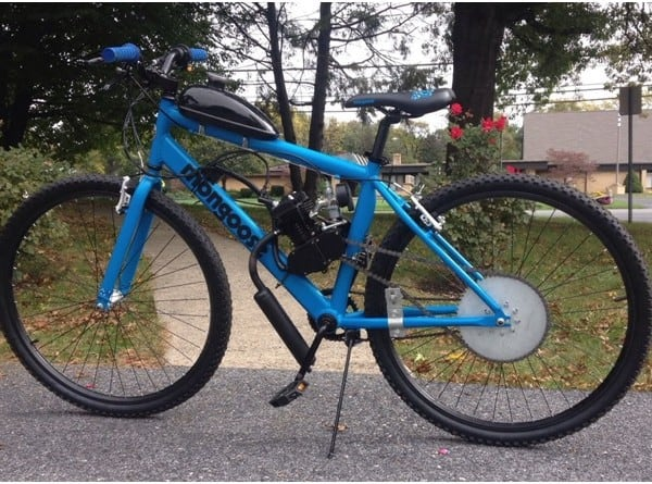 Bicycle Motor Works - Motorized Bike Kits