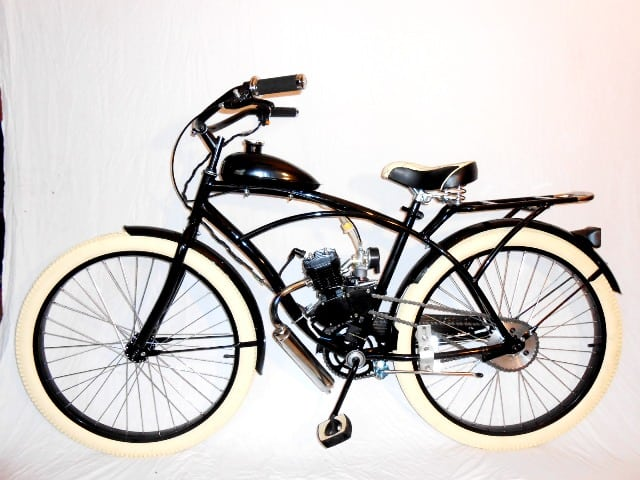 Bicycle Motor Works - Knight Rider