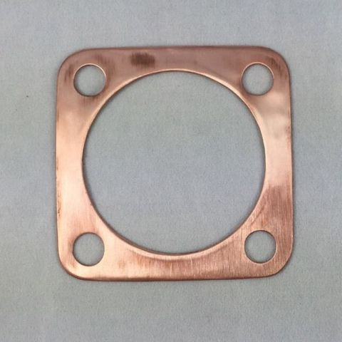 Copper Head Gasket 4mm Thick Bicycle Motor Works