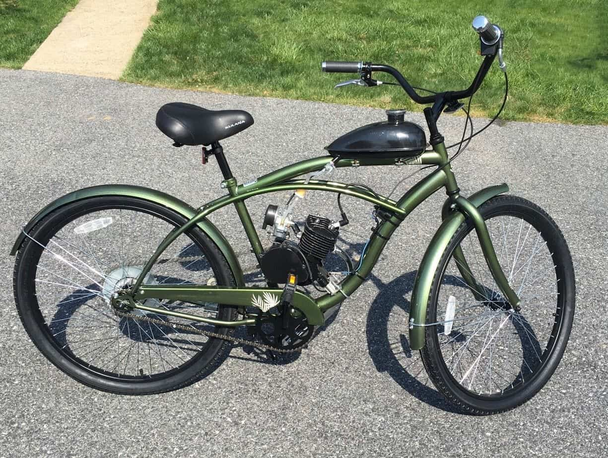 Big Kahuna Bike Kit Bicycle Motor Works