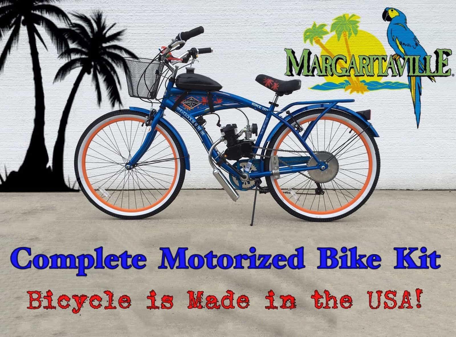 Margaritaville Motorized Bike Kit