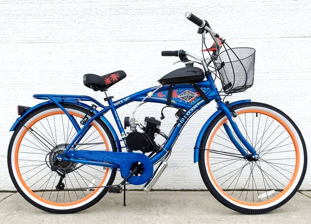 Margaritaville Motorized Bike Kit