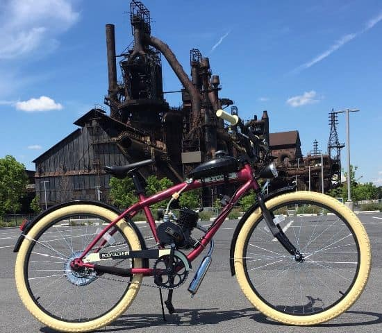 Bicycle Motor Works - Complete Motorized Bike Kits