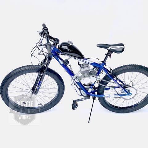 Heavy Pedal Motorized Bike Kit Bicycle Motor Works