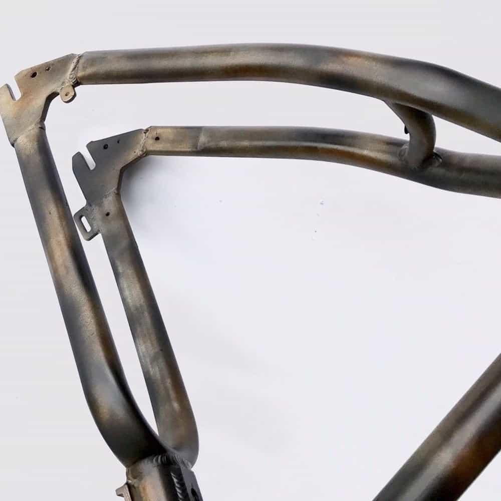 Rat Rod Edition - Phantom Faker Frame | Bicycle Motor Works