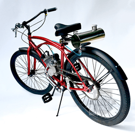 Motorized Bike Kits