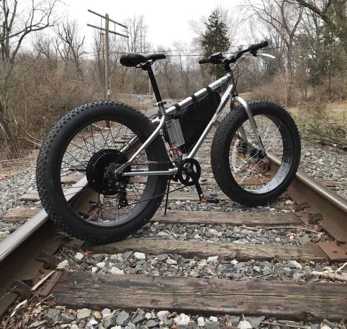 Mongoose Electric Bike Kits - Bicycle Motor Works