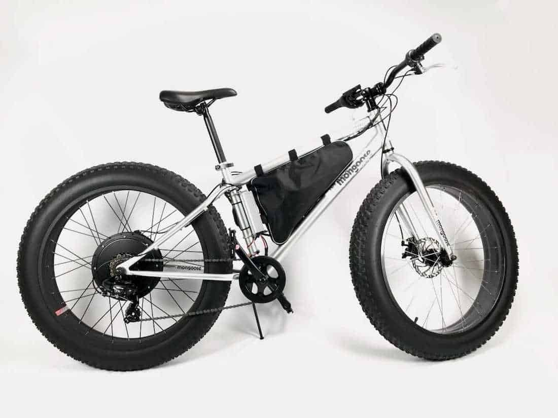 Monster 2 Mongoose Electric Bike Kit Bicycle Motor Works