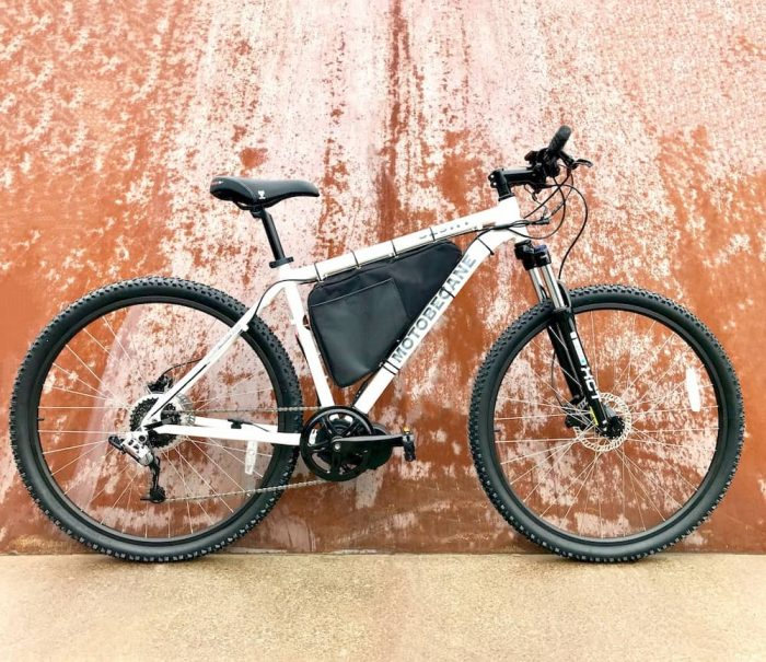 Bicycle Motor Works - Electric Bicycle with battery
