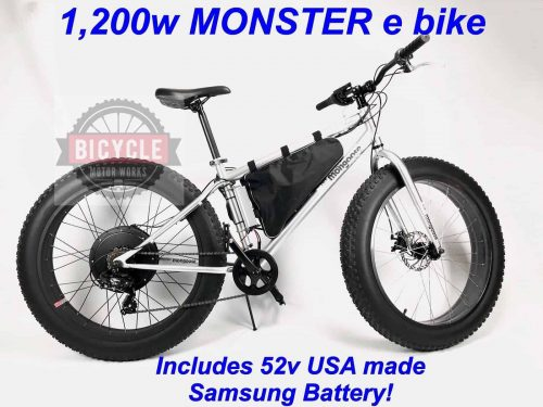 Bicycle Motor Works - Quality