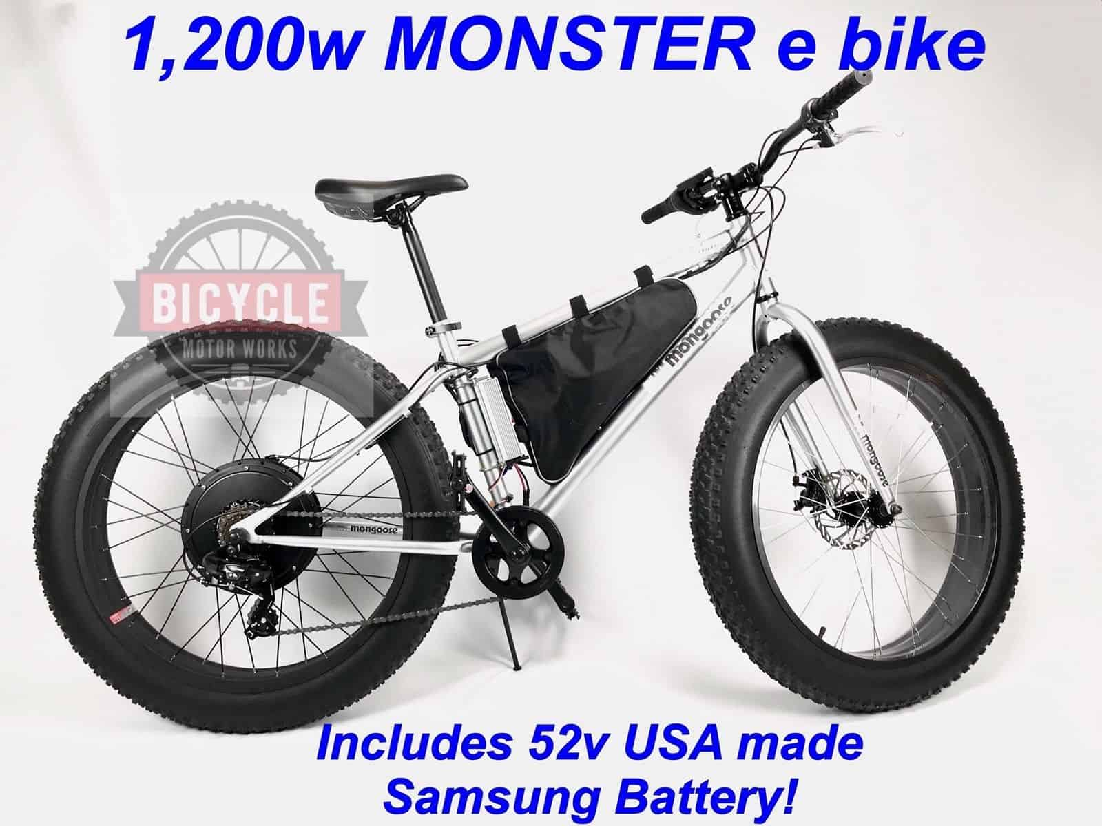 Mongoose electric bicycle best seller bicycle review for Electric bike motor reviews