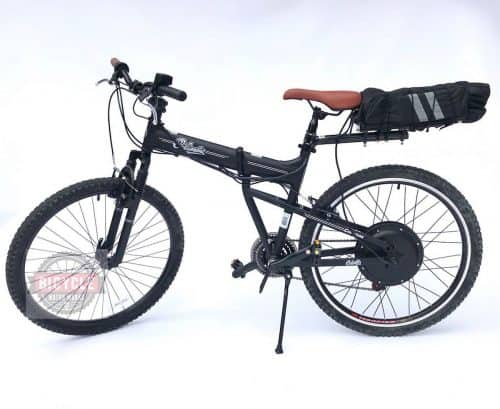 Bicycle Motor Works - folding electric e-bike