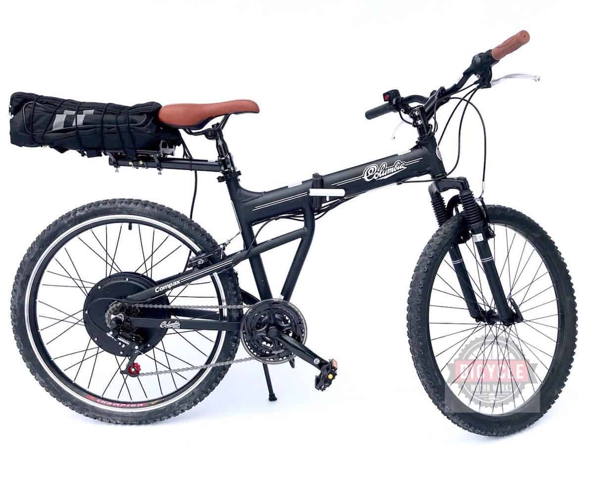 The helix folding columbia e bike kit bicycle motor works for Bicycles with electric motors