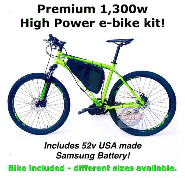Bicycle Motor Works - E-bike kits