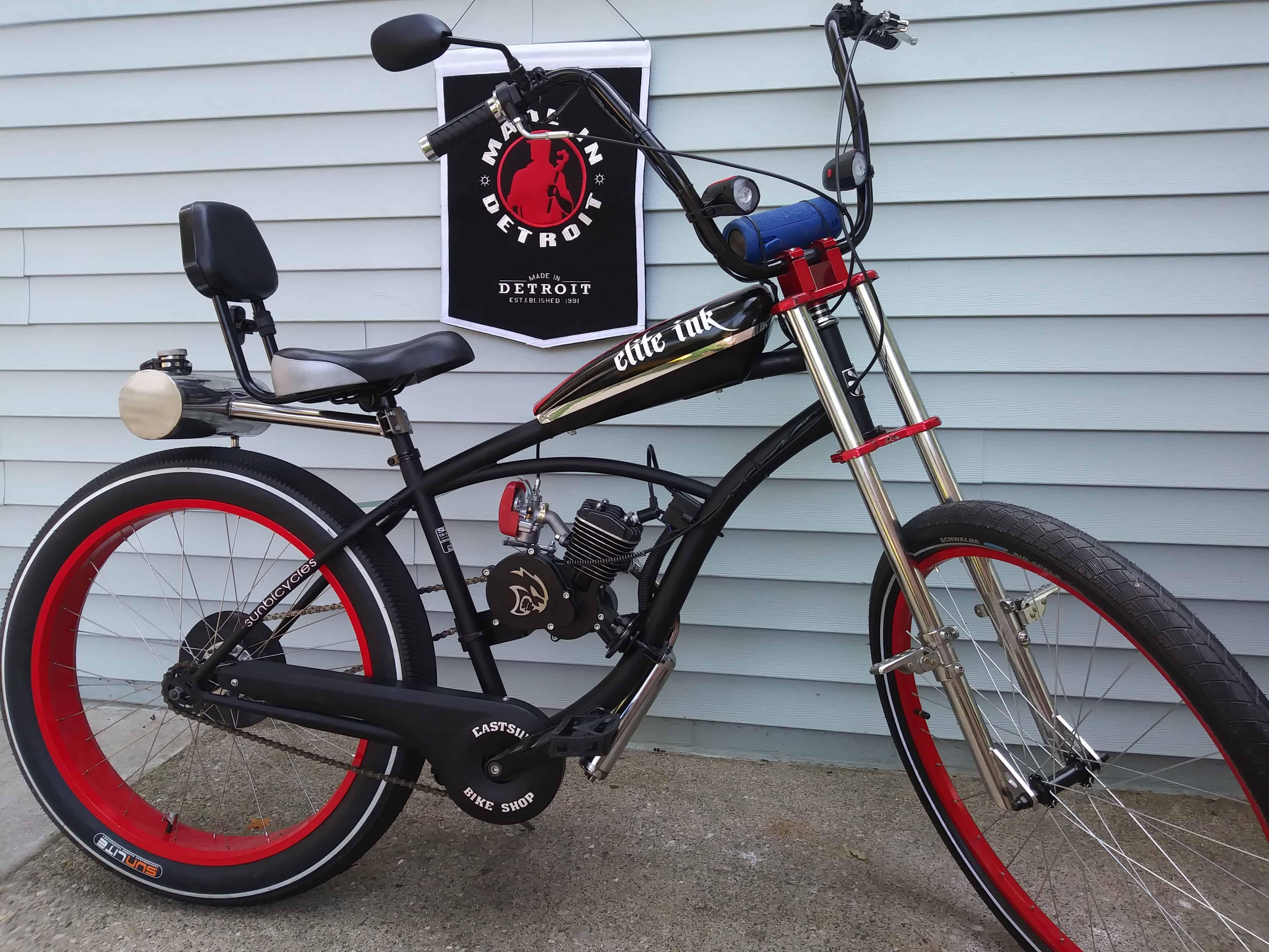 Bicycle Motor Works Testimonials