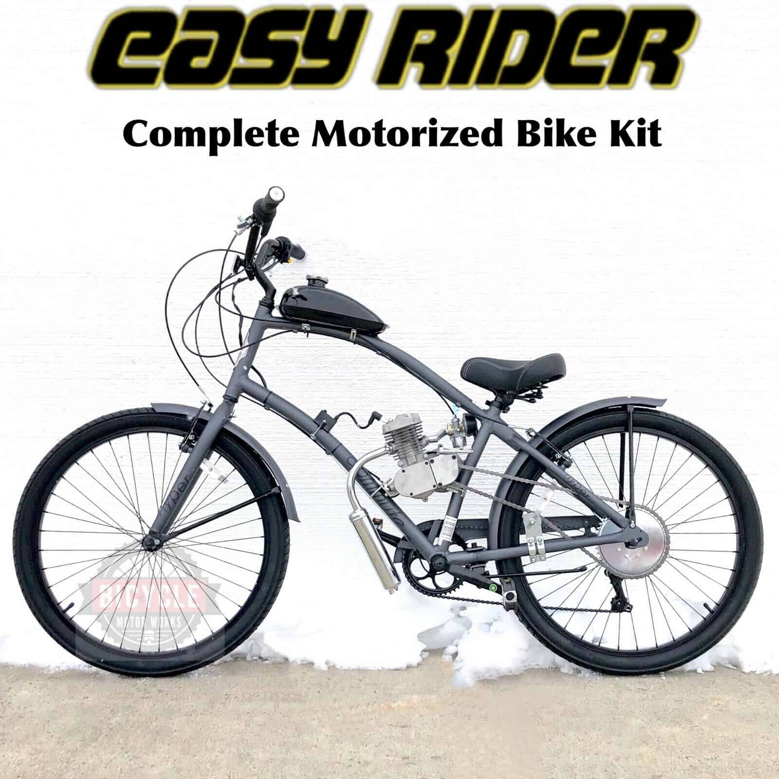Easy Rider Motorized Bike Kit