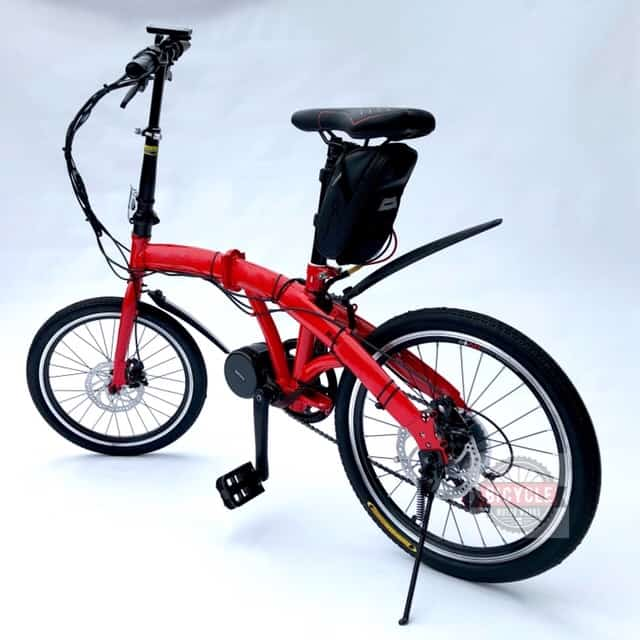 Bicycle Motor Works E-Bikes