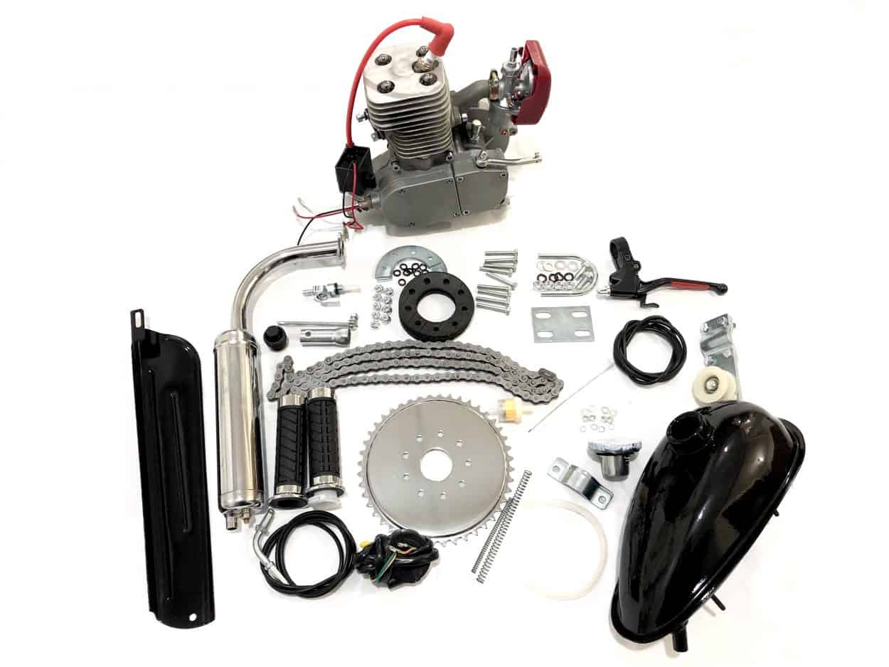 Bicycle Motor Works - 50mm Engine Kit